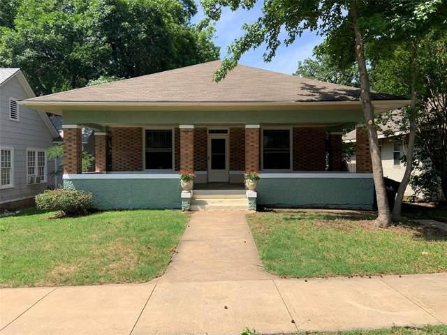 1325 W Woodard Street, Denison, TX 75020 (MLS #14350361) :: The Heyl Group at Keller Williams