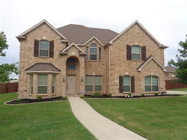 1860 Chuckwagon Drive, Midlothian, TX 76065 (MLS #14350369) :: Hargrove Realty Group