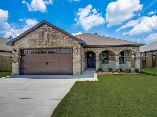 512 Pathfinder Street, Collinsville, TX 76233 (MLS #14350401) :: Team Hodnett