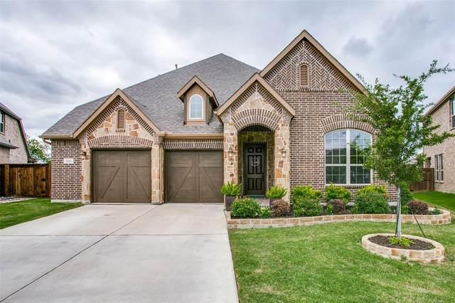 605 Rawlins Lane, Fort Worth, TX 76131 (MLS #14350435) :: The Chad Smith Team