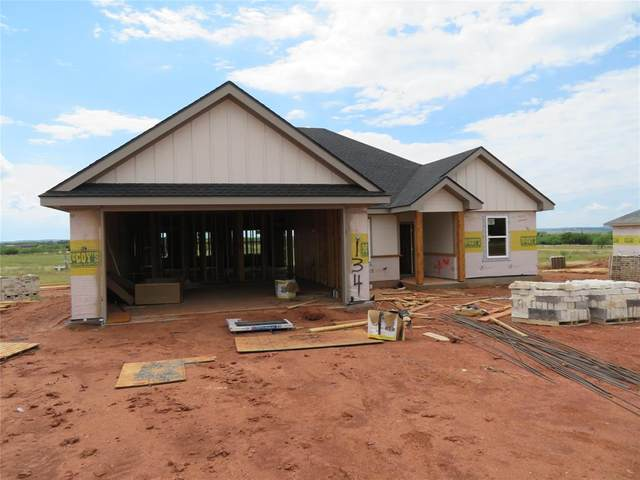 134 Dylan Drive, Tuscola, TX 79562 (MLS #14350446) :: The Good Home Team