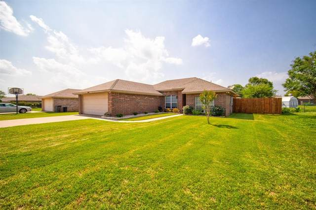 3928 Country Meadows Circle, Granbury, TX 76049 (MLS #14350450) :: Ann Carr Real Estate