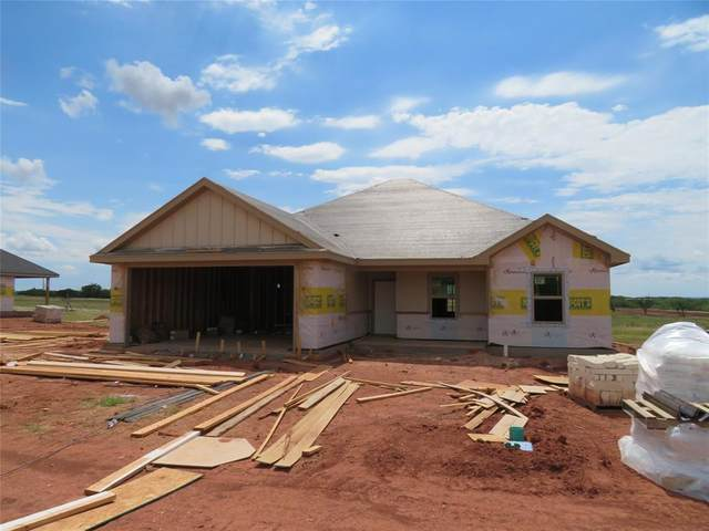 142 Dylan Drive, Tuscola, TX 79562 (MLS #14350455) :: The Good Home Team
