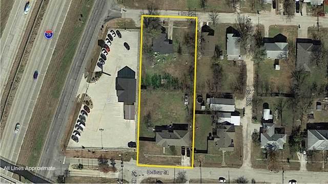1209 Bolivar Street, Sanger, TX 76266 (MLS #14350464) :: Real Estate By Design