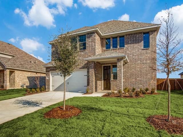 2301 Templin Avenue, Forney, TX 75126 (MLS #14350474) :: RE/MAX Landmark