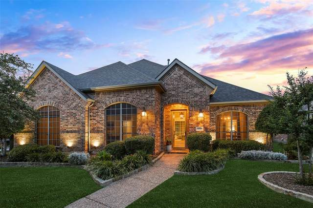 1212 Buena Park Drive, Frisco, TX 75033 (MLS #14350480) :: The Mitchell Group