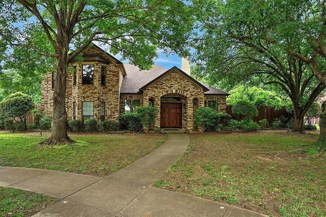830 Clearlake Drive, Allen, TX 75002 (MLS #14350495) :: Team Tiller