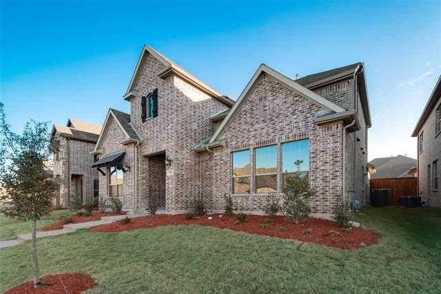 8254 Sitka Street, Frisco, TX 75035 (MLS #14350515) :: HergGroup Dallas-Fort Worth