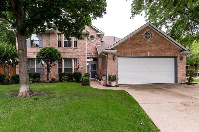 1443 Sycamore Drive, Keller, TX 76248 (MLS #14350528) :: The Chad Smith Team