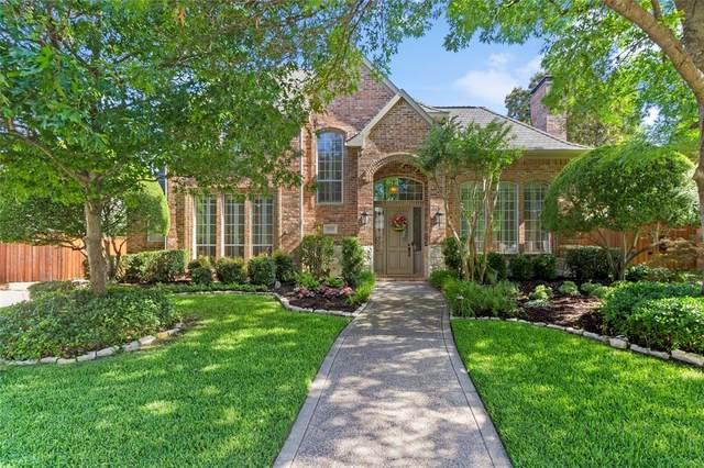 4529 Emerson Drive, Plano, TX 75093 (MLS #14350533) :: HergGroup Dallas-Fort Worth