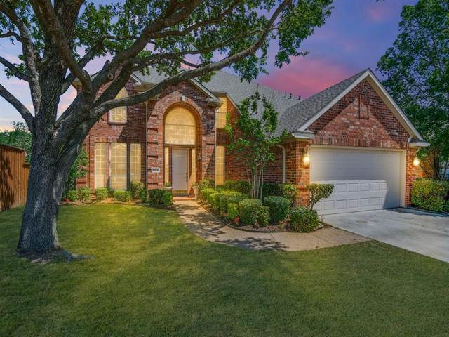 504 Layton Drive, Coppell, TX 75019 (MLS #14350535) :: The Rhodes Team