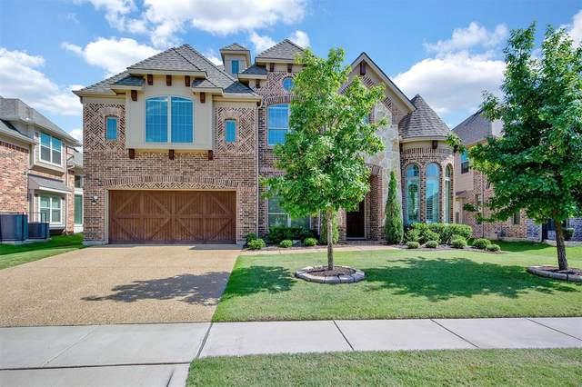 2843 Mariposa Drive, Grand Prairie, TX 75054 (MLS #14350536) :: Real Estate By Design