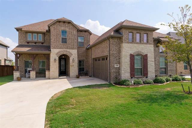 1209 Stonewall Drive, Mansfield, TX 76063 (MLS #14350543) :: The Hornburg Real Estate Group