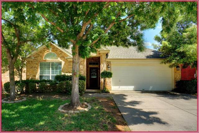 3012 Manor Green Boulevard, Euless, TX 76039 (MLS #14350552) :: The Chad Smith Team