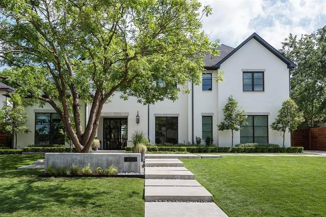 6722 Orchid Lane, Dallas, TX 75230 (MLS #14350555) :: Robbins Real Estate Group