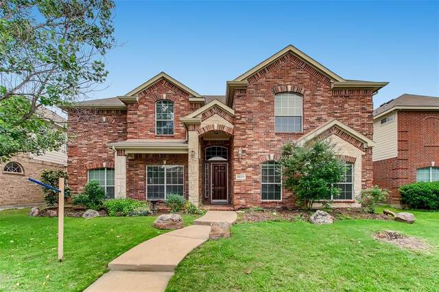 1623 Mammoth Drive, Allen, TX 75002 (MLS #14350556) :: Robbins Real Estate Group