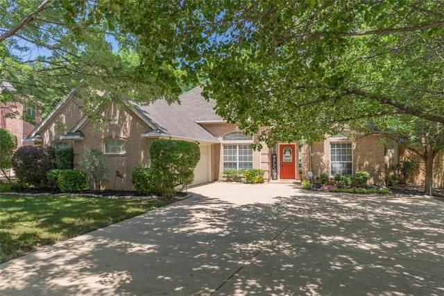 2621 Abercorn Drive, Grapevine, TX 76051 (MLS #14350557) :: Post Oak Realty