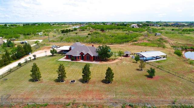 142 Remington Road, Abilene, TX 79602 (MLS #14350560) :: All Cities USA Realty