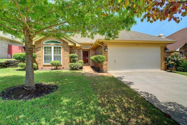 704 Lionel Way, Fort Worth, TX 76108 (MLS #14350579) :: Real Estate By Design