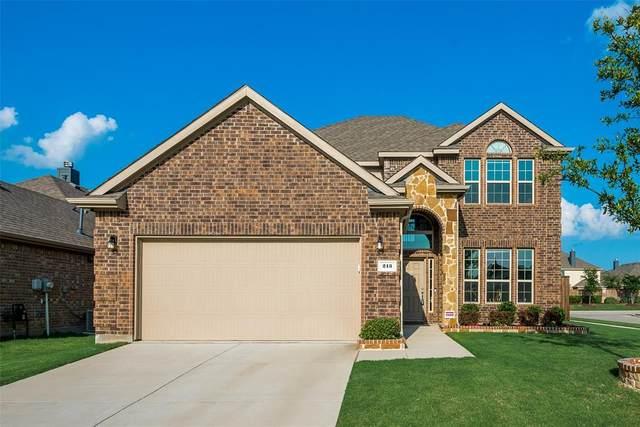 213 Rustic Oak Lane, Mckinney, TX 75072 (MLS #14350591) :: Team Tiller
