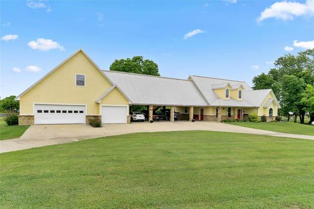 1686 NW Cr 1070, Talco, TX 75487 (MLS #14350594) :: All Cities USA Realty