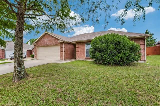 5221 Abby Way, Denton, TX 76208 (MLS #14350600) :: Real Estate By Design