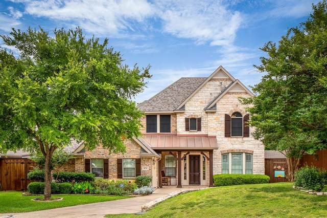 10728 Haven Creek Court, Dallas, TX 75238 (MLS #14350610) :: The Hornburg Real Estate Group
