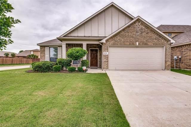 6201 Chalk Hollow Drive, Fort Worth, TX 76179 (MLS #14350615) :: Keller Williams Realty