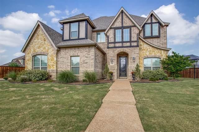 7401 Brynlee Court, Arlington, TX 76001 (MLS #14350629) :: The Kimberly Davis Group