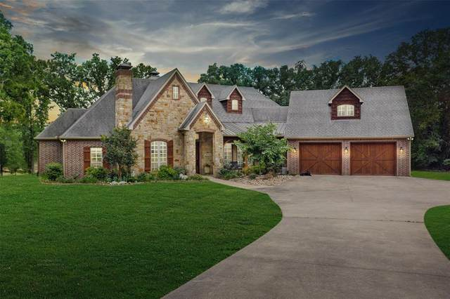 5200 County Road 3710, Athens, TX 75752 (MLS #14350653) :: Frankie Arthur Real Estate