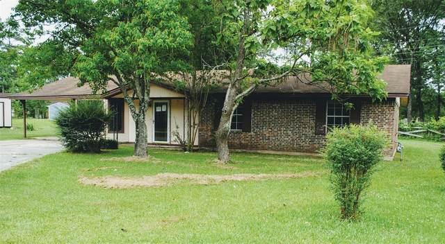 1008 Oakhollow Place Drive, Diboll, TX 75941 (MLS #14350658) :: The Mauelshagen Group