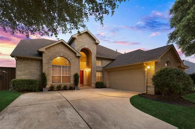 3817 Creek Hollow Way, The Colony, TX 75056 (MLS #14350660) :: The Daniel Team