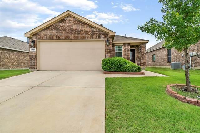 1325 Cheyenne Drive, Aubrey, TX 76227 (MLS #14350662) :: Trinity Premier Properties