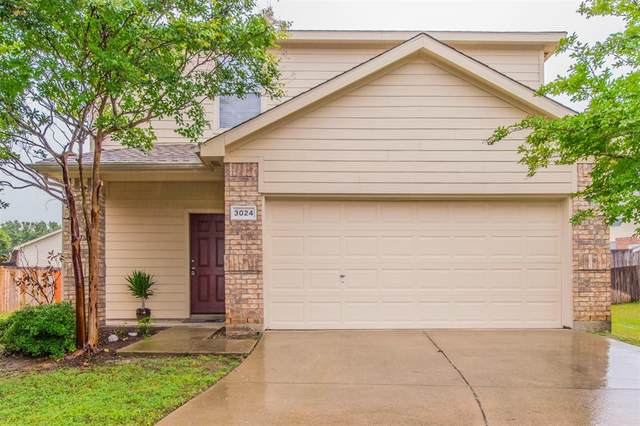 3024 Thicket Bend Court, Fort Worth, TX 76244 (MLS #14350687) :: Tenesha Lusk Realty Group