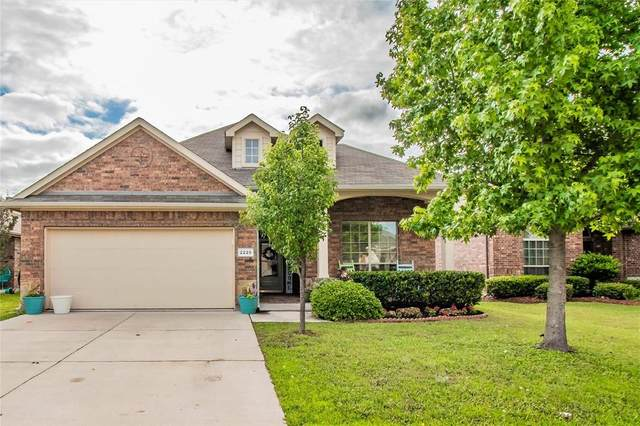 2225 Whitney Drive, Weatherford, TX 76087 (MLS #14350694) :: EXIT Realty Elite