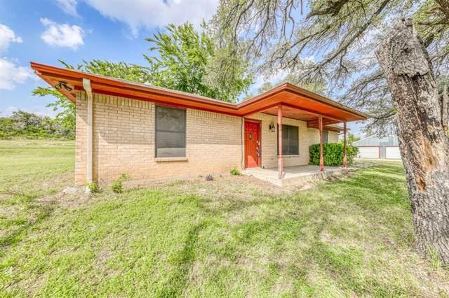 201 Cornstubble Lane, Poolville, TX 76487 (MLS #14350704) :: The Heyl Group at Keller Williams