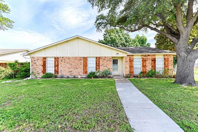 5029 Clover Valley Drive, The Colony, TX 75056 (MLS #14350731) :: Robbins Real Estate Group