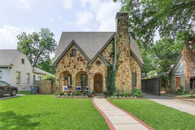 5126 Ridgedale Avenue, Dallas, TX 75206 (MLS #14350736) :: HergGroup Dallas-Fort Worth