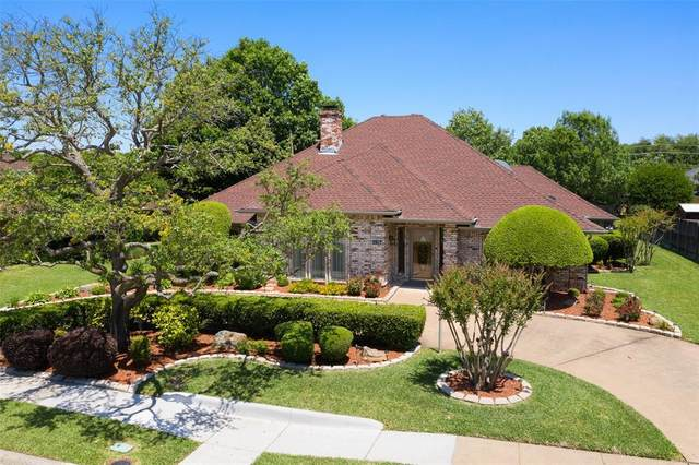 3917 Carrizo Drive, Plano, TX 75074 (MLS #14350740) :: Real Estate By Design
