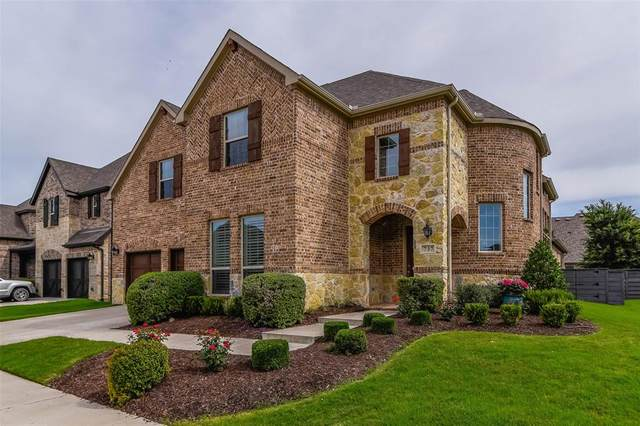 737 Fireside Drive, Little Elm, TX 76227 (MLS #14350747) :: Baldree Home Team