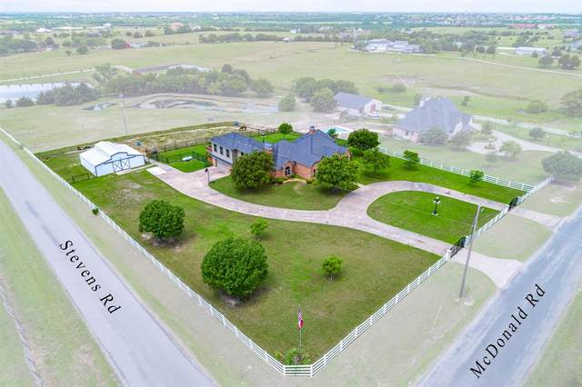 1998 Mcdonald Road, Rockwall, TX 75032 (MLS #14350759) :: The Mitchell Group
