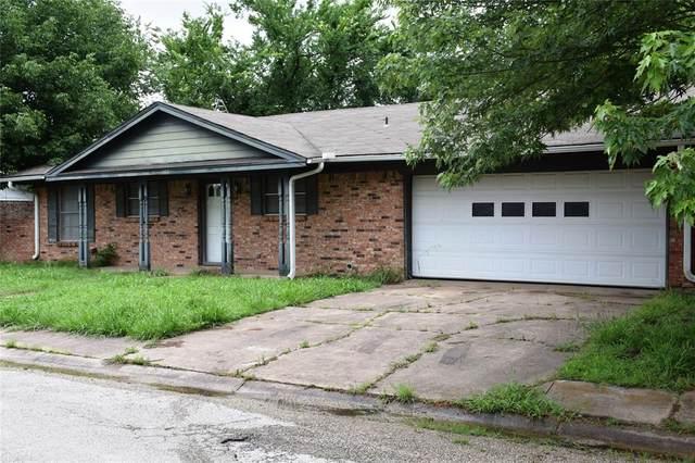 102 E Short Street, Leonard, TX 75452 (MLS #14350770) :: The Kimberly Davis Group
