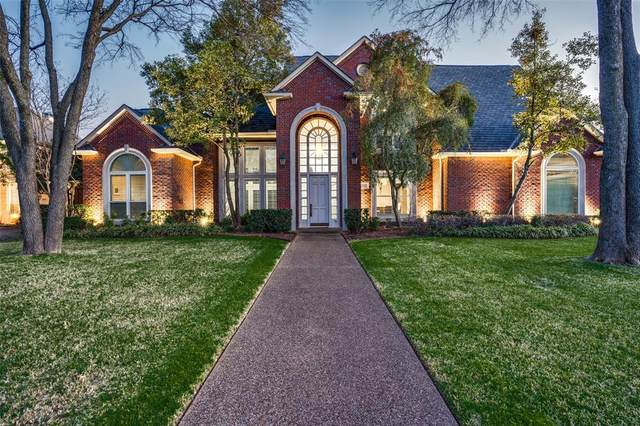 5608 Brushy Creek Trail, Dallas, TX 75252 (MLS #14350776) :: Hargrove Realty Group