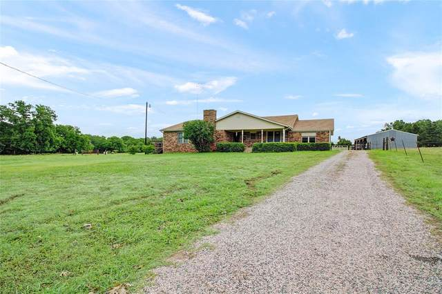 940 County Road 167, Whitesboro, TX 76273 (MLS #14350800) :: Team Hodnett