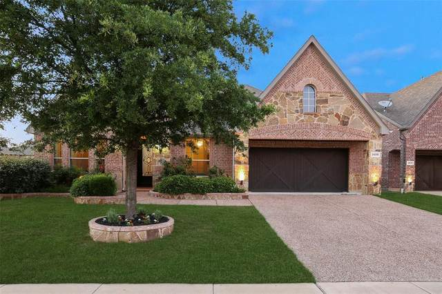 2609 Morgan Lane, Trophy Club, TX 76262 (MLS #14350807) :: The Kimberly Davis Group