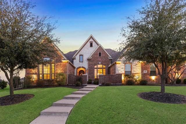 2200 Reflection Lane, Prosper, TX 75078 (MLS #14350811) :: Real Estate By Design