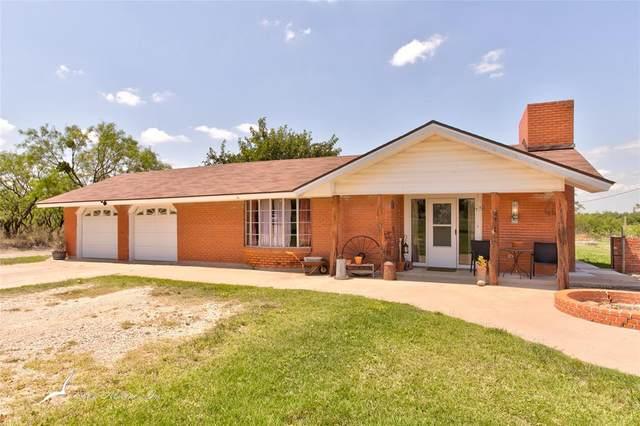 3450 Fm 18, Abilene, TX 79602 (MLS #14350823) :: Century 21 Judge Fite Company
