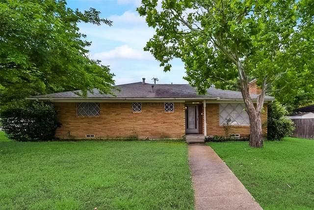 8446 Bocowood Drive, Dallas, TX 75228 (MLS #14350834) :: The Chad Smith Team