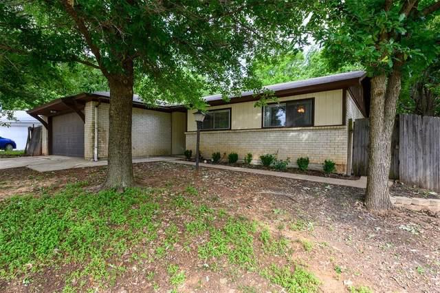 1601 White Oak Court, Denton, TX 76209 (MLS #14350836) :: The Mauelshagen Group
