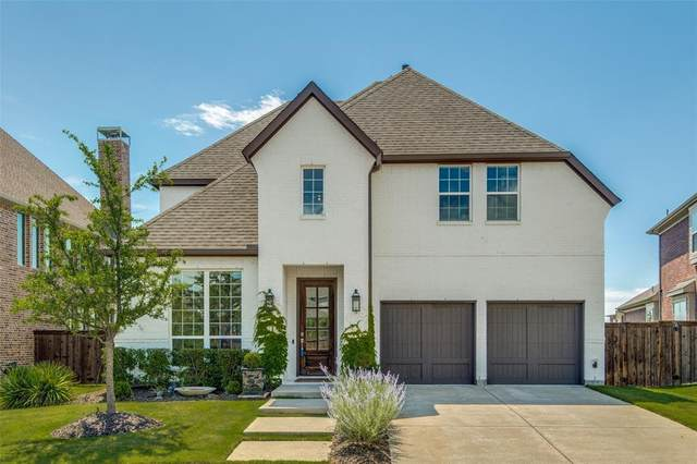 5993 Lightfoot Lane, Frisco, TX 75036 (MLS #14350839) :: The Tierny Jordan Network